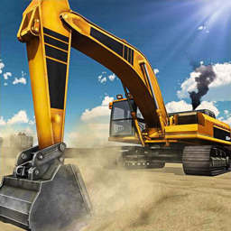 挖掘机建造模拟手机版下载